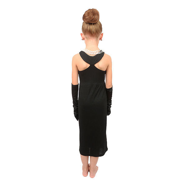 Breakfast at Tiffany's - Mini Holly Iconic Black Dress
