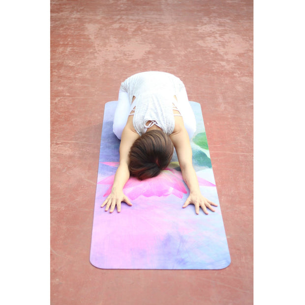 UTOPIAT's Probing Lotus - the premium eco yoga mat - Utopiat