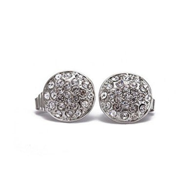 Mini Holly Faux Diamond Earrings Inspired By Breakfast At Tiffany's - Utopiat