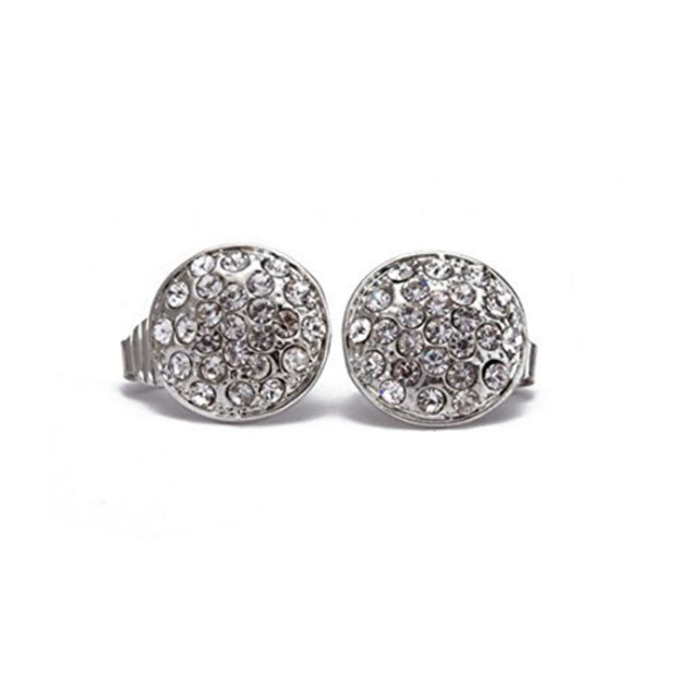 Mini Holly Faux Diamond Earrings Inspired By Breakfast At Tiffany's