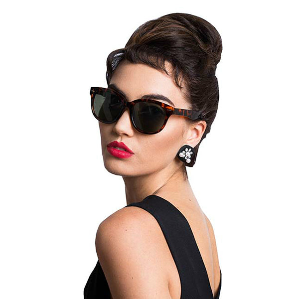 Breakfast at Tiffany's - Holly Cat Eyed Sunglasses