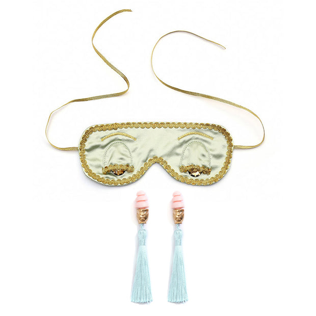 Holly Sleeping Beauty Set Inspired By Breakfast At Tiffany's - Utopiat