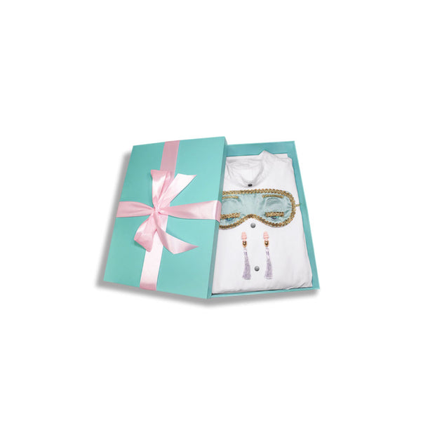 Mini Holly Iconic Sleep Set - Breakfast At Tiffany's