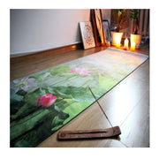 UTOPIAT's Protector Lotus - the premium eco yoga mat
