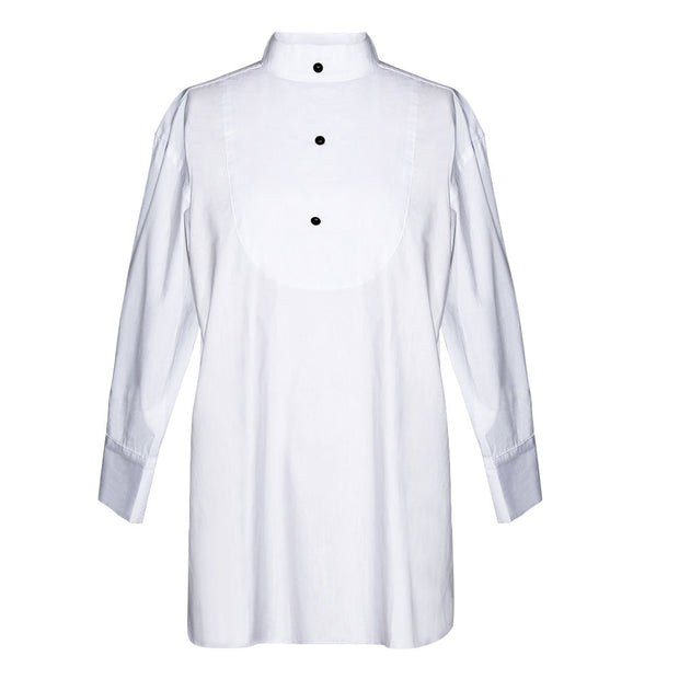 Holly Tuxedo Sleep Shirt - Breakfast At Tiffany's