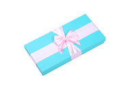 Breakfast at Tiffany's - Holly Gift Boxed Sleep Mask in Tiffany Turquoise