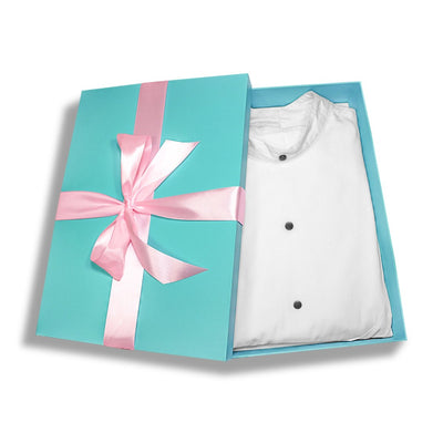 Holly Gift Boxed Tuxedo Sleep Shirt - Breakfast At Tiffany's