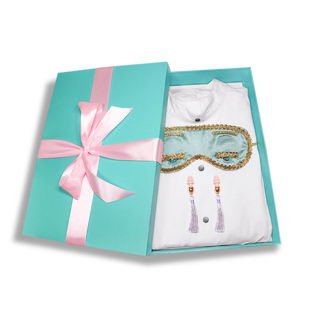 Breakfast at Tiffany's - Holly Gift Boxed Sleep Set Ear Plugs