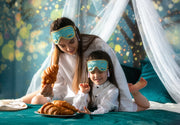Mommy and Me Holly Iconic Sleep Set Inspired By Breakfast At Tiffany's