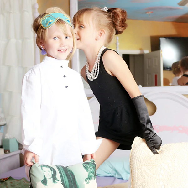 Breakfast at Tiffany's-Complete Mini Audrey Holly Costume with Accessories
