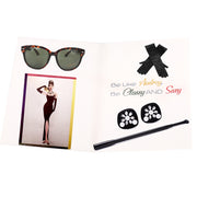 Holly Gift Boxed Sexy Audrey Set - Breakfast At Tiffany's
