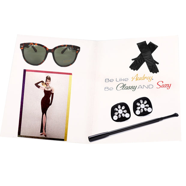 Be Like Audrey Gift Set-Sexy Audrey Edition