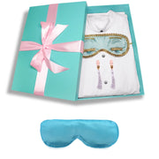 Holly Gift Boxed Sleep Set Ear Plugs Inspired By Breakfast at Tiffany's