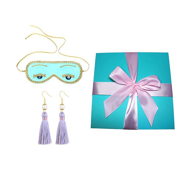 Holly Gift Boxed Sleeping Beauty Set Inspired By Breakfast At Tiffany's - Utopiat