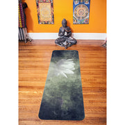 UTOPIAT's Enduring Lotus - the premium eco yoga mat