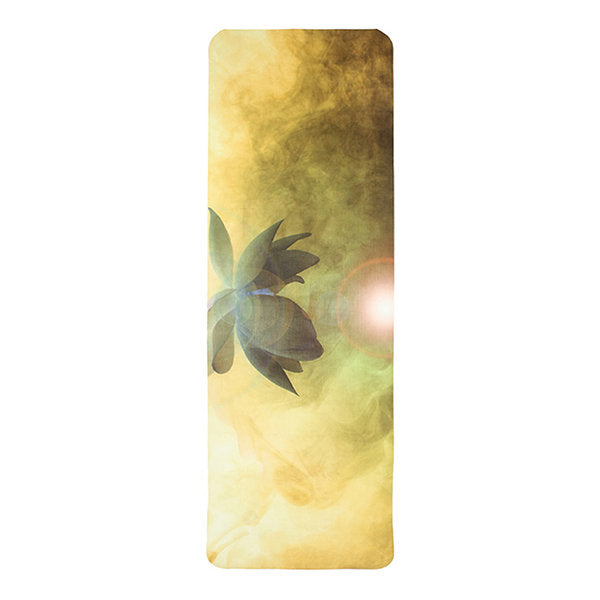 UTOPIAT's Warrior Lotus - the premium eco yoga mat