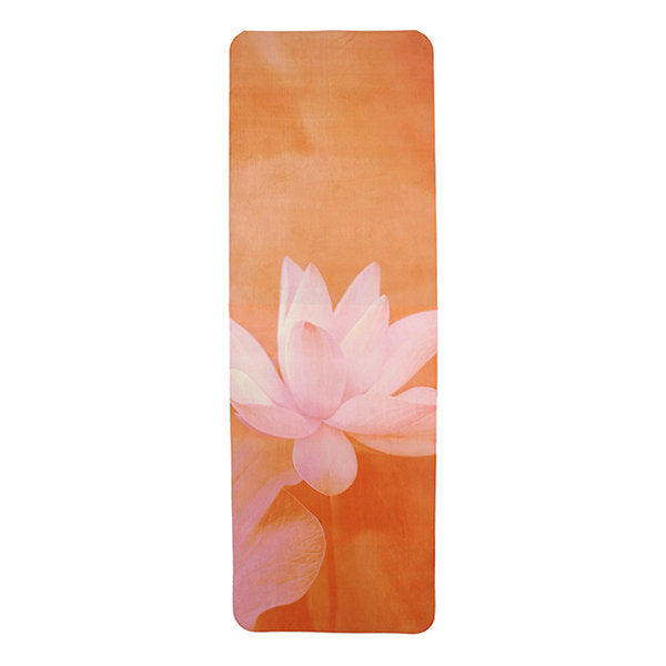 UTOPIAT's Spirited Lotus - the premium eco yoga mat