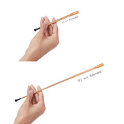 Long Extendable Functional Cigarette Holder with Natural Filter Stone | Detachable for Cleaning | Fits All Standard Size 25 mm Cigarettes