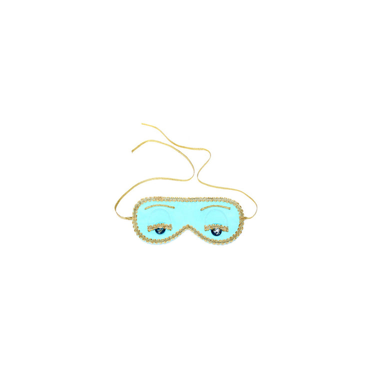 Mini Holly Iconic Sleep Mask - Breakfast At Tiffany's