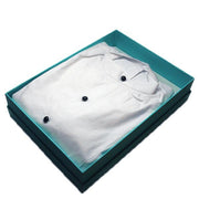 Mini Holly Sleep Tuxedo Shirt - Breakfast At Tiffany's