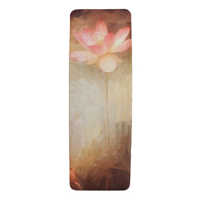 UTOPIAT's Striking Lotus - the premium eco yoga mat - Utopiat