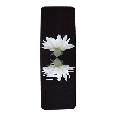 UTOPIAT's Transcendent Lotus - the premium eco yoga mat - Utopiat