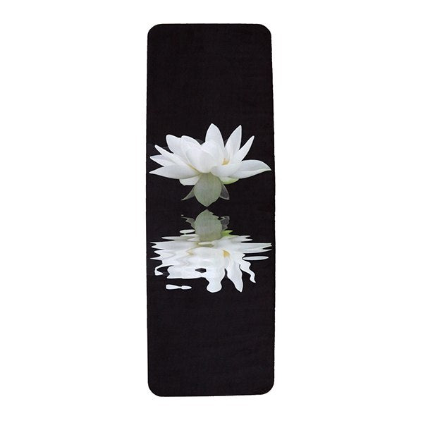 UTOPIAT's Transcendent Lotus - the premium eco yoga mat
