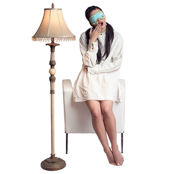Holly Eye Mask In Technicolor's - Breakfast At Tiffany's