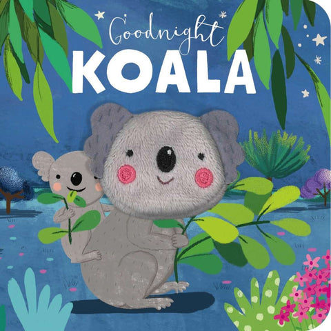 Goodnight Koala - Finger Puppet Book