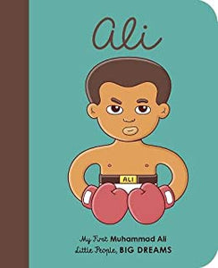My first little people - Muhammad Ali