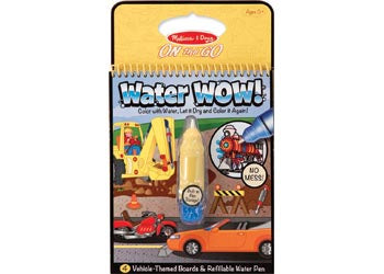 On the go kit Water Wow! - VEHICLES