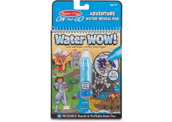 On the go kit Water Wow! - ADVENTURE