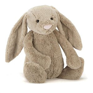 Bashful Bunny BEIGE really big