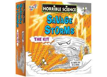Horrible Science Savage Storms