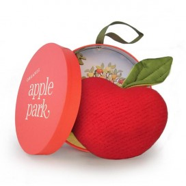Apple Seed Rattle