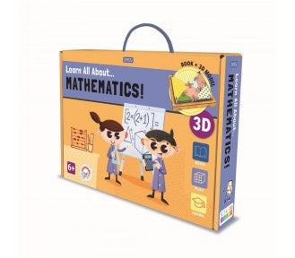 Sassi Book and Model Set - Learn all about Maths