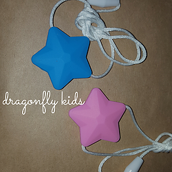 Sensory Oral Star Necklace