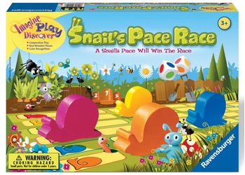 Snails Pace Game