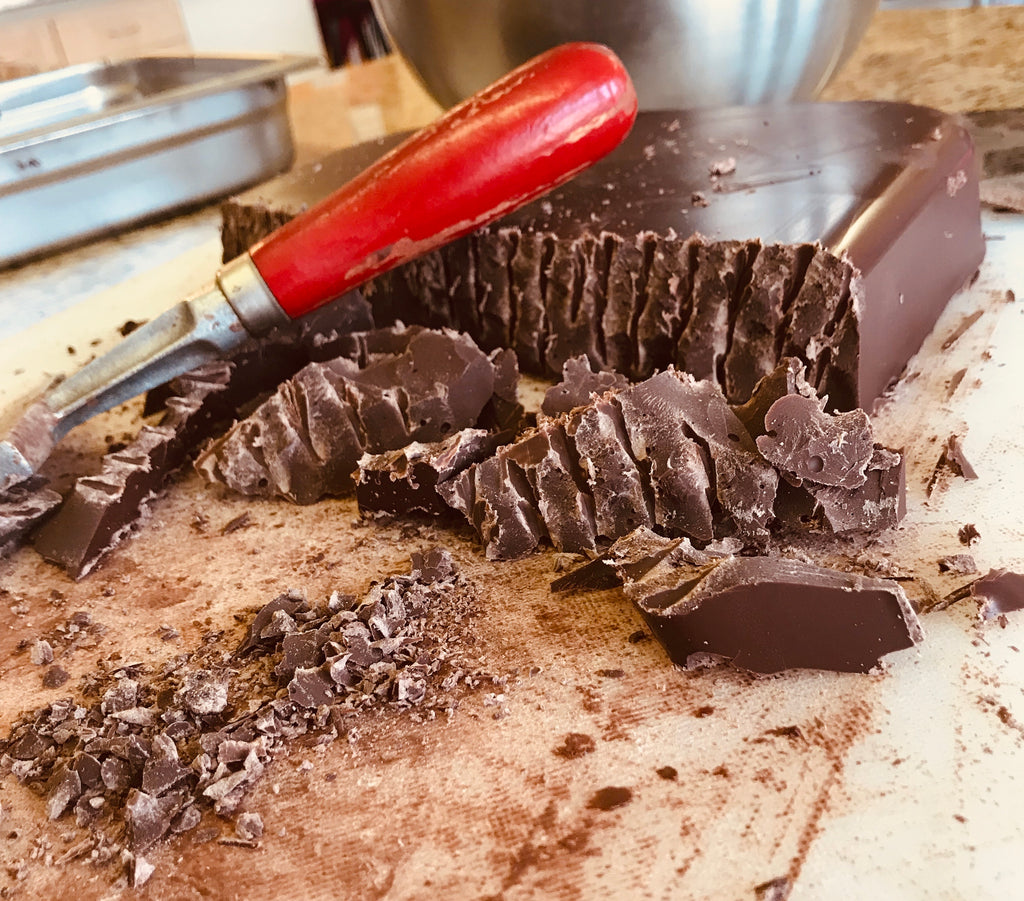 Bean-to-bar chocolate making class
