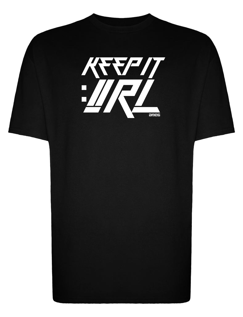 Keep It URL Unisex T-Shirt - JPEG Cyber Store Goth Geek Alternative Clothing