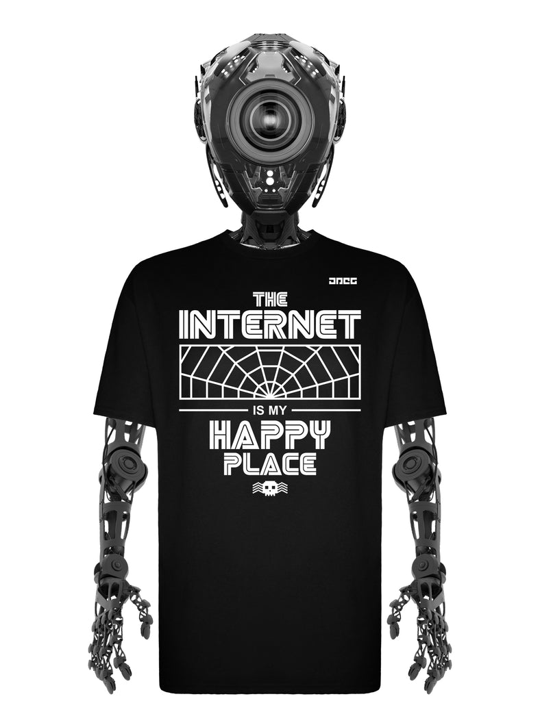 The Internet Unisex T-Shirt - JPEG Cyber Store Goth Geek Alternative Clothing