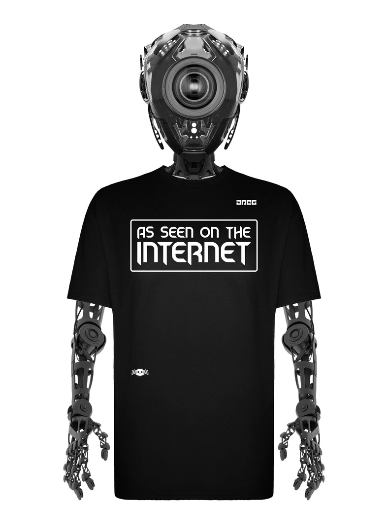 IRL Unisex T-Shirt - JPEG Cyber Store Goth Geek Alternative Clothing