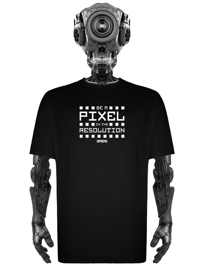 The Resolution Unisex T-Shirt - JPEG Cyber Store Goth Geek Alternative Clothing