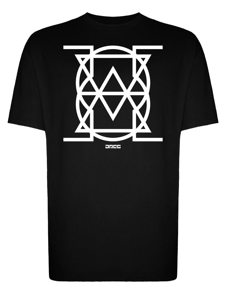 Cyber Sigil Unisex T-Shirt - JPEG Cyber Store Goth Geek Alternative Clothing