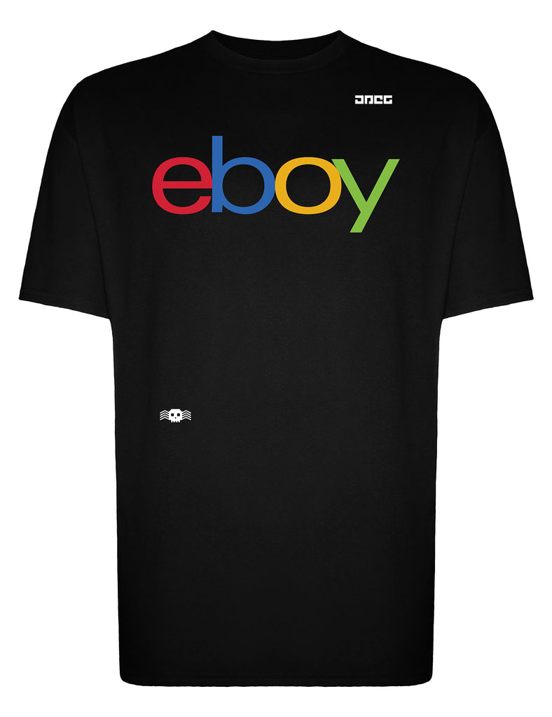 Eboy Unisex T-Shirt - JPEG Cyber Store Goth Geek Alternative Clothing