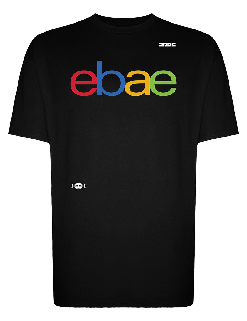 Ebae Unisex T-Shirt - JPEG Cyber Store Goth Geek Alternative Clothing