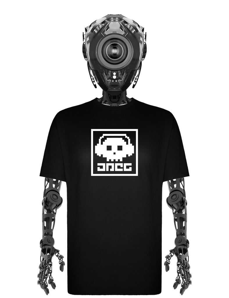 Playlist Unisex T-Shirt - JPEG Cyber Store Goth Geek Alternative Clothing
