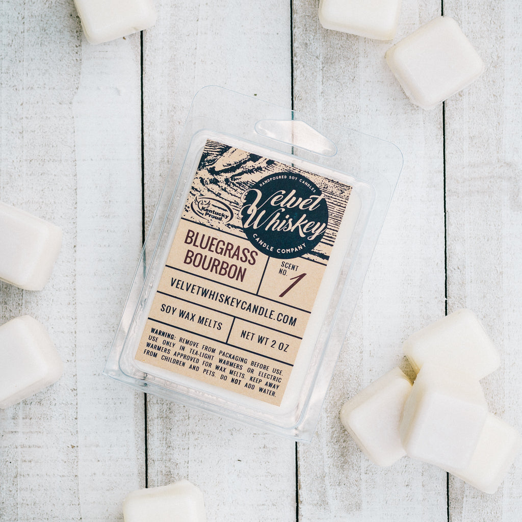 Bluegrass Bourbon Wax Melt