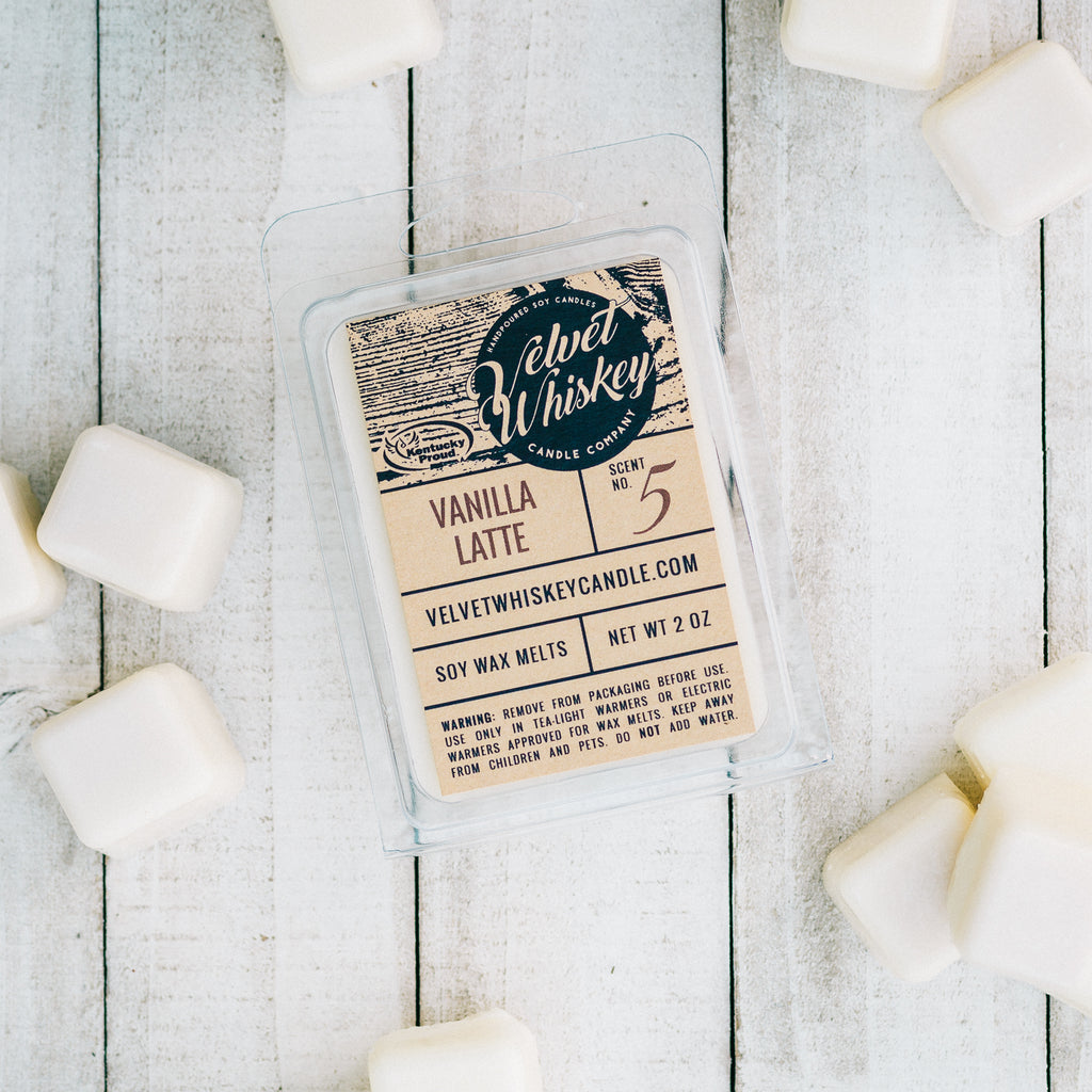 Vanilla Latte Wax Melt