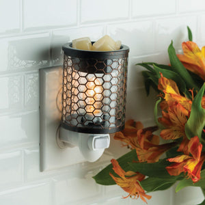 Chicken Wire Pluggable Wax Warmer